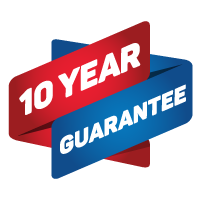 Add Heat 10 year guarantee